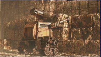 photo extraite du film Wall-E