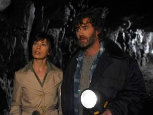 Aline (Céline Bonnier) et Charles (Roy Dupuis) dans Truffe