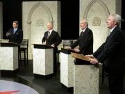 Débat des chefs pour les élections de 2006