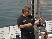 Le skipper Georges Leblanc a fait naufrage au large des �les-de-la-Madeleine