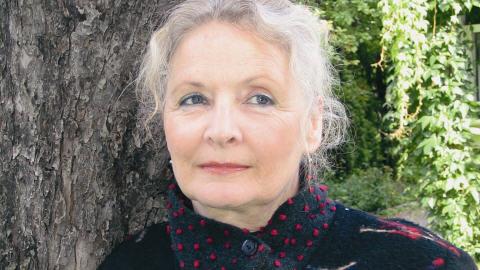 Danielle Trussart, récipiendaire du prix Robert-Cliche 2008