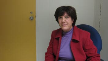 L'auteur Zehira Houfani Berfas