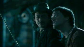 Image tirée du film de Luc Picard