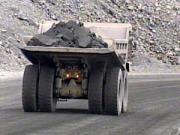 Transport de minerai de fer