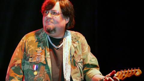 Ron Asheton en 2007
