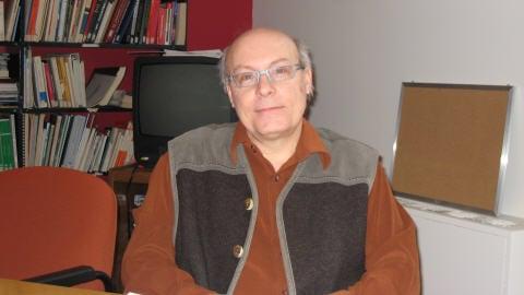 Guy Amyot, le secrétaire général du Conseil de presse