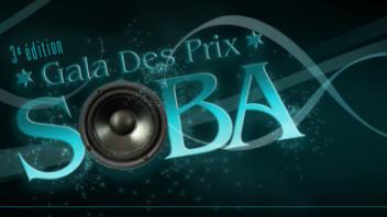 Gala des prix SOBA