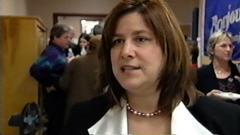 Marie-Claude Rioux, directrice générale de la FANE