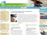 Le site du World Water Council