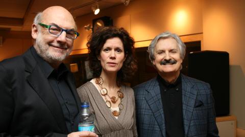René Homier-Roy, Catherine Perrin, Marc Laurendeau