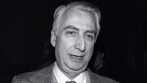 Roland Barthes en 1977