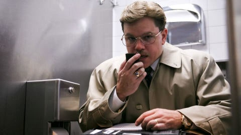 Matt Damon dans the Informant