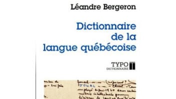Couverture d'un des livres de Léandre Bergeron