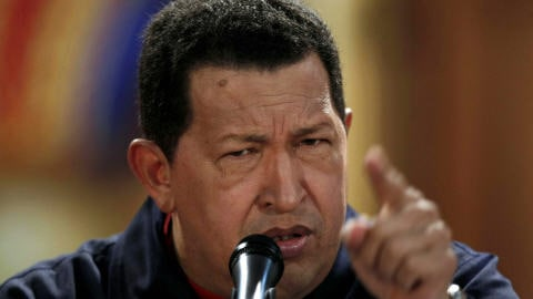 Hugo Chavez (archives)