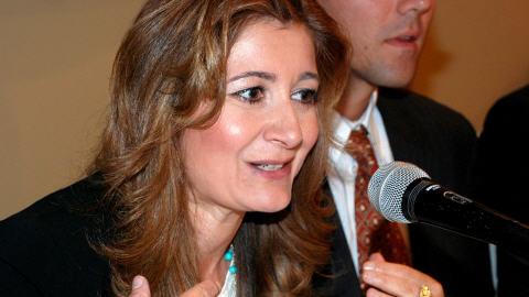La directrice de HRW pour le Moyen-Orient et l'Afrique du Nord, Sarah Leah Whitson
