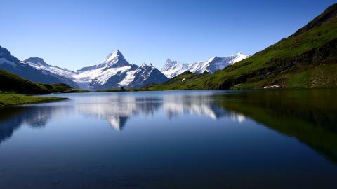 Les glaciers, vecteurs de pollution