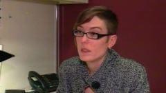 Mélissa Blais, doctorante à l'UQAM