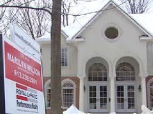Une maison à vendre à Ottawa