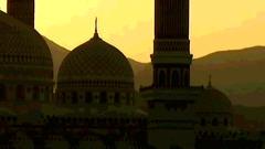 yemen-minarets