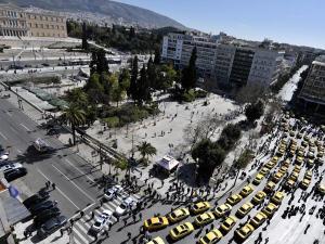 Les chauffeurs de taxi ont manifesté, au début du mois, pour dénoncer les mesures d