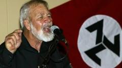 Le militant suprémaciste blanc Eugène Terreblanche