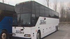 Les Autocars Jordez à Sherbrooke