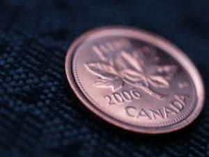 Une pièce de 1 cent
