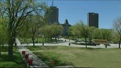 Colline Parlementaire à Québec.