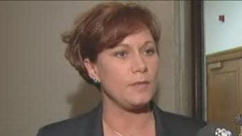 La ministre de la Santé du Manitoba, Theresa Oswald
