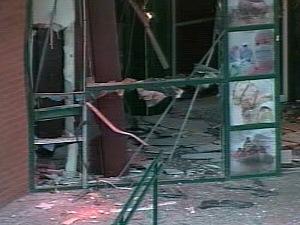 Un attentat a été commis contre les bureaux de recrutement des Forces canadiennes à Trois-Rivières.