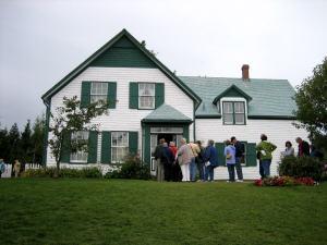 Les japonais sont de retour ici radio for Anne maison pignon vert