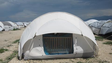 Le camp Corail-Cesselesse