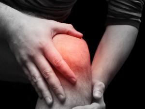 Un genou douloureux