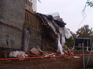 Le corps d'un homme de 54 ans a été extirpé des décombres.