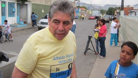 Alfredo Ramos, du MUD