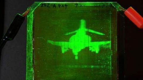 hologramme en 3D