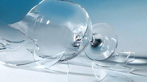 Casser du verre pour comprendre les changements climatiques