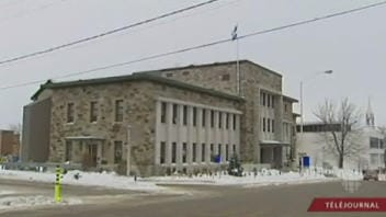 Palais de justice de Rimouski