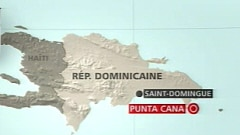 Carte de la République dominicaine
