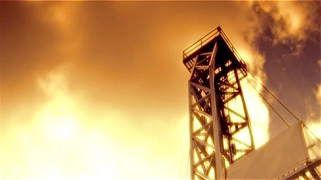 Le débat sur le gaz de schiste