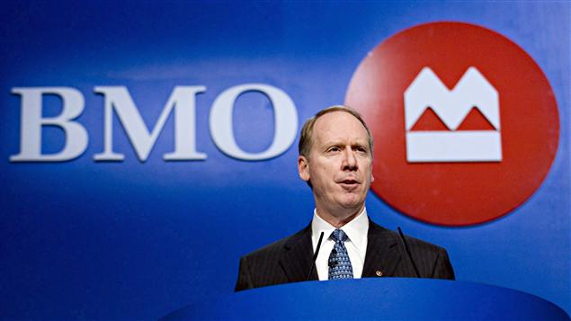 Bill Downe, président et chef de la direction de BMO Groupe financier