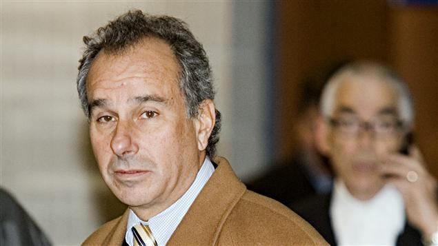 Ronald Weinberg, cofondateur de la firme d'animationCinar, en 2006