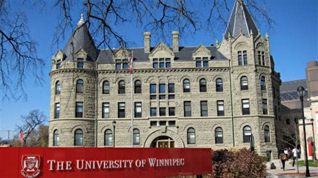 L'Université de Winnipeg