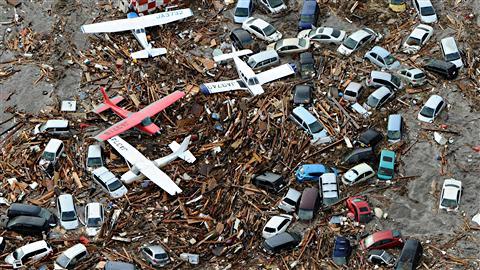 Tsunami japon : les videos choc
