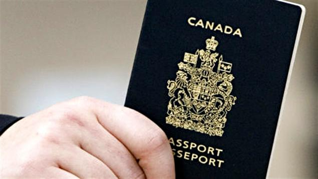 Passeport canadien