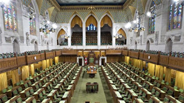 la recherche du pr sident du 41e parlement du canada