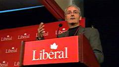 Le d�put� Marc Garneau (25 septembre 2010)