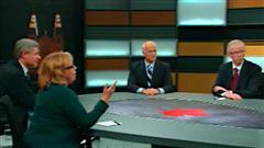 Le débat des chefs en 2008