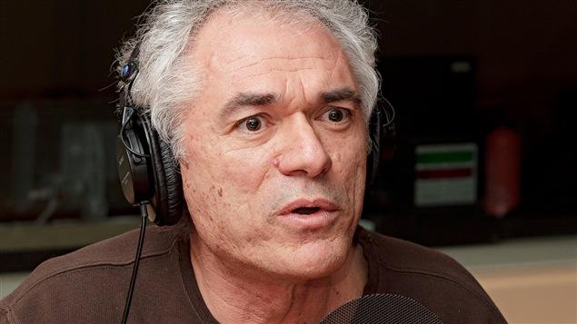 Michel Labrecque, journaliste à Radio-Canada