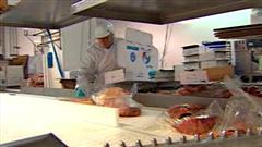 Emballage de veau halal